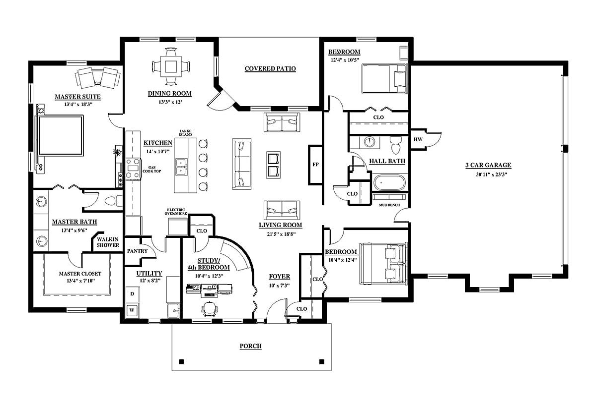 Marketing Floor Plans Real Estate Floor Plans